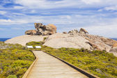Remarkable Rocks on Kangaroo Island, South Australia — Stock Photo