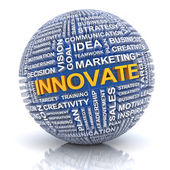 Business innovation concept — Stock Photo