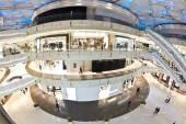 Modern shopping mall — Stock Photo