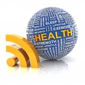 Health information — Stock Photo