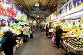 Adelaide Central Market — Stock Photo