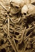 Ancient grave — Stock Photo