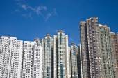 Residential building in Hong Kong — Stock Photo