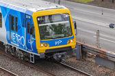 Train in Melbourne, Australia — Stock Photo