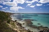 Güzel Bay İskelesi — Stok fotoğraf