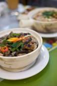 Hotpot rice — Stock Photo