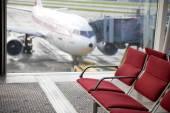 Аэропорт Гостиный — Стоковое фото