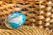 Beautiful easter egg — Stock Photo