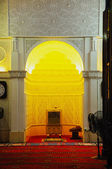 Mihrab of Sultan Sulaiman Mosque in Klang — Photo
