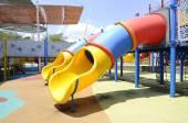 Children Playground at Cyberjaya Lake Garden, Malaysia — Stock Photo