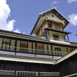 Seri Menanti Royal Museum in Sri Menanti — Stock Photo #61383065