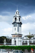 Birch Memorial in Ipoh Perak — Stock Photo