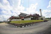 Masjid Jubli Perak Sultan Ismail Petra a.k.a. Masjid Beijing — Stock Photo