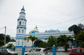 Panglima Kinta Mosque in Ipoh Perak, Malaysia — Stock Photo