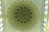 Interior of Perak State Mosque in Ipoh, Perak, Malaysia — Foto de Stock