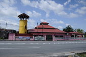 Batak Rabit Mosque in Teluk Intan, Perak — Stock Photo