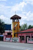 Minaret of Batak Rabit Mosque in Teluk Intan, Perak — Stock Photo