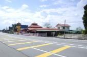 Batak Rabit Mosque in Teluk Intan, Perak — Stock Photo