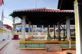 Traditional ablution at Masjid Kampung Hulu in Malacca, Malaysia — Stock Photo