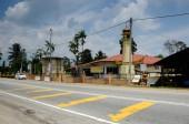 Masjid Ihsaniah Iskandariah at Kuala Kangsar — Stock Photo
