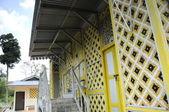 Architectural detail at Masjid Ihsaniah Iskandariah at Kuala Kangsar — Stock Photo