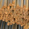 Постер, плакат: Reinforcement bars Steel rods or bars used to reinforce concrete