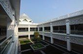 Raja Haji Fi Sabilillah Mosque a.k.a Cyberjaya Mosque in Cyberjaya, Malaysia — Stock Photo