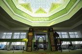 Сайберджая мечеть в Сайберджая, Малайзия — Стоковое фото