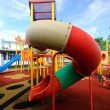 Children Outdoor Playground in Selangor, Malaysia — Stock Photo #69571643