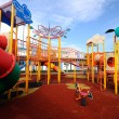 Children Outdoor Playground in Selangor, Malaysia — Stock Photo #69571683