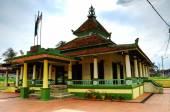 Air Barok Mosque at Jasin Malacca, Malaysia — Stock Photo