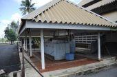 Ablution of Masjid Tanjung Api at Kuantan, Malaysia — Stock Photo