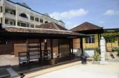 Ablution of Kampung Laut Mosque at Nilam Puri Kelantan, Malaysia — Stock Photo