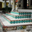 Steps of Kampung Kling Mosque in Malacca, Malaysia — Stock Photo #69931065