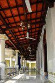 Kampung Kling Mosque in Malacca, Malaysia — Stock Photo
