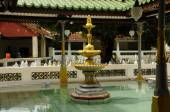 Ablution of Kampung Kling Mosque in Malacca, Malaysia — Stock Photo