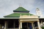 Kampung Kling Mosque in Malacca, Malaysia — Zdjęcie stockowe