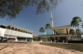 The National Mosque of Malaysia a.k.a Masjid Negara — 图库照片