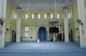 Interior of Masjid Jamek Bandar Mersing — Stock Photo