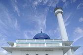 Masjid Jamek Bandar Mersing — Stock Photo