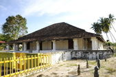 The old Mosque of Pengkalan Kakap in Merbok, Kedah — Stock Photo