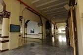 Interior of The Muhammadi Mosque a.k.a The Kelantan State Mosque in Kelantan, Malaysia — Stock Photo