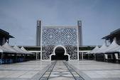 Entrance of Puncak Alam Mosque at Selangor, Malaysia — Stock Photo