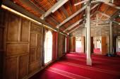 Interior of Langgar Mosque at Kota Bharu, Kelantan, Malaysia — Stock Photo