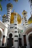 Ubudiah Mosque or Masjid Ubudiah at Kuala Kangsar, Perak — Stock Photo