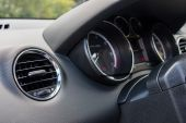 Car Interior Detail — Stock Photo