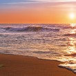 Sunrise Over the Pacific Ocean. — Stock Photo #71784635