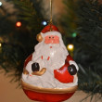 Weihnachtsmann — Stockfoto #59889807