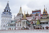 Kremlin in Izmailovo, Moscow — Stock Photo
