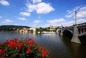 Prague, Czech republic — Stock Photo